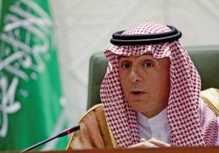 Menteri Negara Luar Negeri Adel Al-Jubeir. (Foto: Arab News)