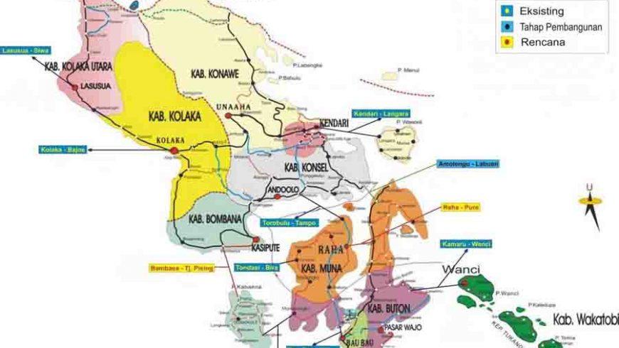 Sulawesi Tenggara Minta Bantuan Pusat untuk Tangani Dampak Bencana