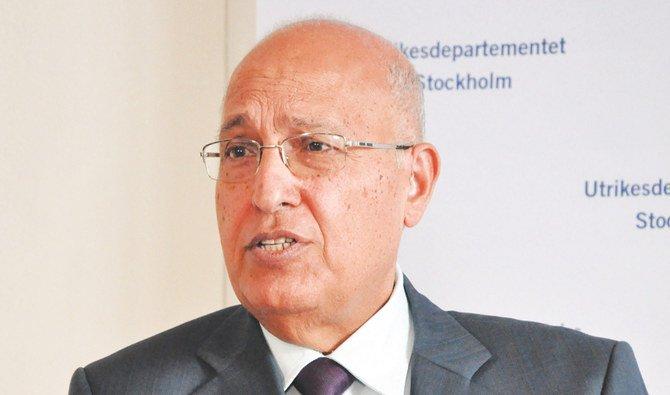 Nabil Shaath. (Foto Arab News)