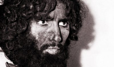 Juhaiman Al-Otaibi setelah penangkapannya. (Foto: AFP/Arab News)