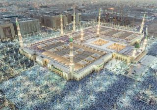 Foto Ilustrasi Arab Newws.
