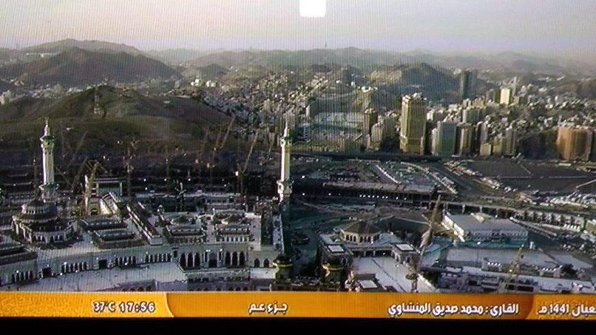 Masjidil Haram Makkah. (Foto: Istimewa)