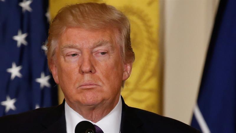 Donald Trump. (Foto: File Reuters/Arab News)