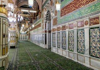 Arab Saudi mengumumkan bahwa Masjid Nabi di Madinah secara bertahap akan dibuka untuk umum mulai hari Minggu (31/5). (File SPA/Arab News)