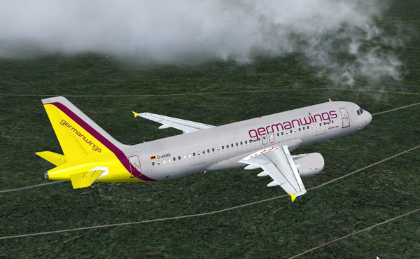 Pesawat Germanwings
