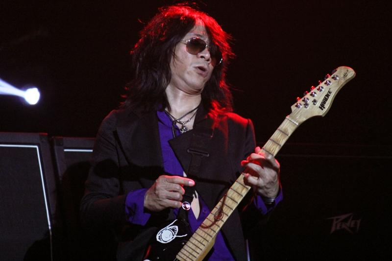 abdee negara, gitaris Slank