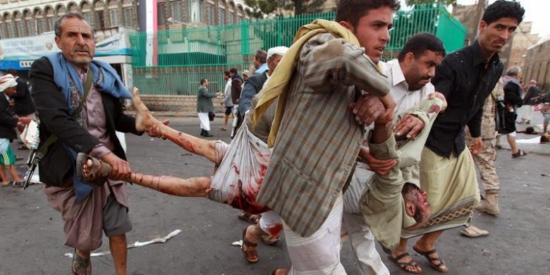 Bom di Yaman