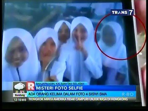 penampakan foto selfie siswa banjarmasin