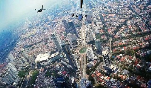 Jakarta dalam foto
