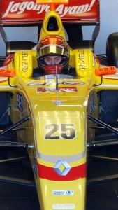 Sean Gelael di Jerez