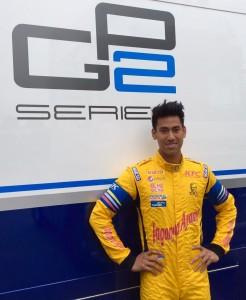 Sean Gelael laga GP2 Bahrain