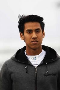 Sean Gelael, calon pebalap F1 dari Indonesia. (seangp.com)