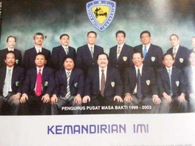 Kemandirian IMI 1999-2003. (otomoyif indonesia)