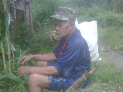 Desa Pancasura Kecamatan Singajaya, dahulu di area ini ada rumah tinggal Jend. A Haris Nasution. (Yat.R)