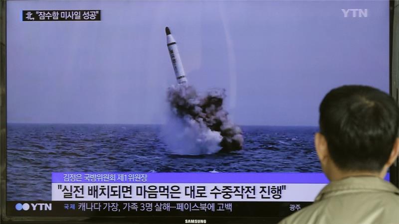 Nuklir Korea Utara
