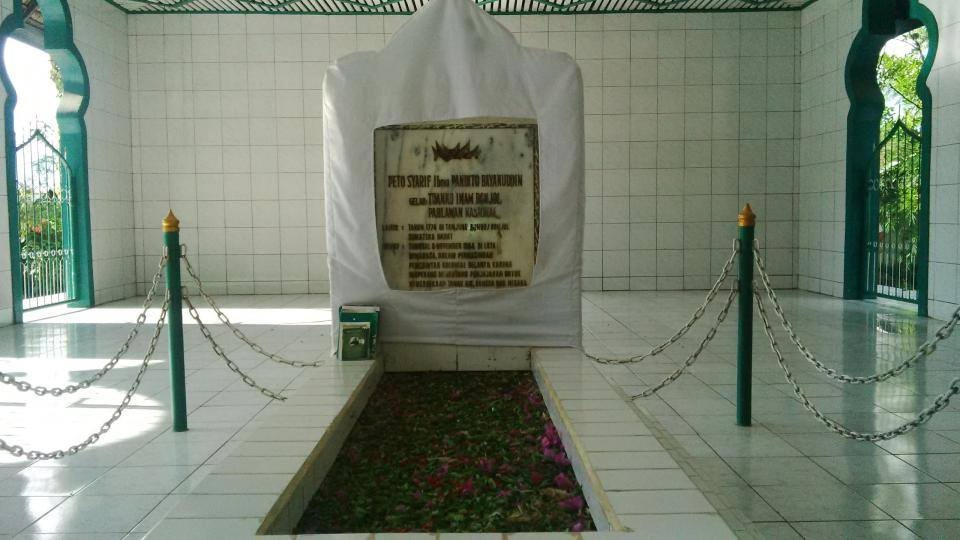 Makam Tuanku Imam Bonjol