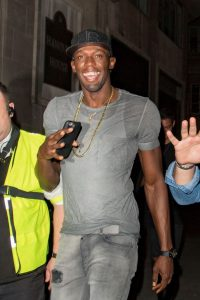 Usain Bolt. (mirror.co.uk)