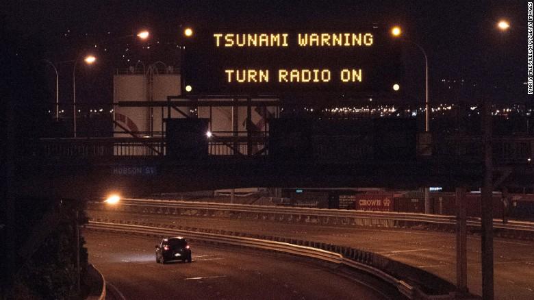 Gempa dan Tsunami Hantam Selandia Baru, 2 Orang Tewas ...