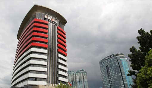 Gedung baru KPK (ilustrasi/kpk.go.id)