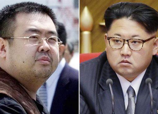 Kim Jong-nam (kiri) dan Kim Jong-un. (Foto:AP/Al Jazeera)