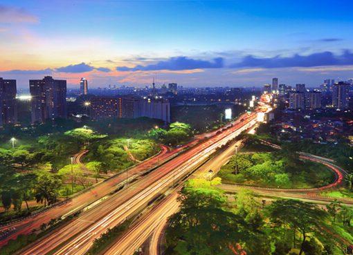 Kota Jakarta. (Foto: Jakarta.go.id)