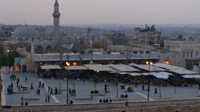 Aleppo sebelum perang (2011). (Foto: BBC News)
