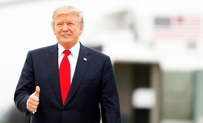 Donald Trump. (Foto: AP/Arab News)