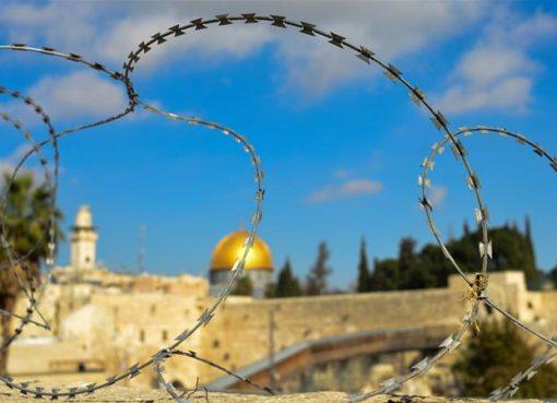 RUU yang baru disahkan membuat Israel tidak akan menyerahkan kontrol atas bagian-bagian Yerusalem kepada pihak lain. (Foto: Getty Images/ Al Jazeera)