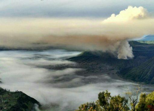 Ilustrasi Gunung Bromo. (Foto: initempatwisata.com/Istimewa)