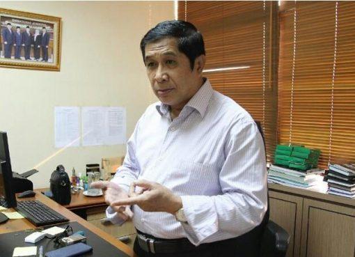 Direktur Pelayanan Haji Dalam Negeri Ahda Barori (Foto: https://kemenag.go.id)