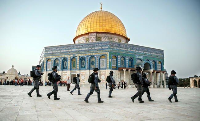 Ilustrasi: Masjid Al-Aqsa Palestina (Arab News)