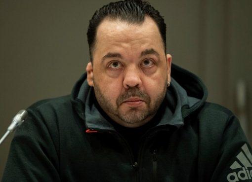 Niels Hoegel, 'pembunuh berantai paling produktif' pasca perang Jerman, mengakui telah membunuh pasien dengan suntikan mematikan.(Foto: www.itv.com)