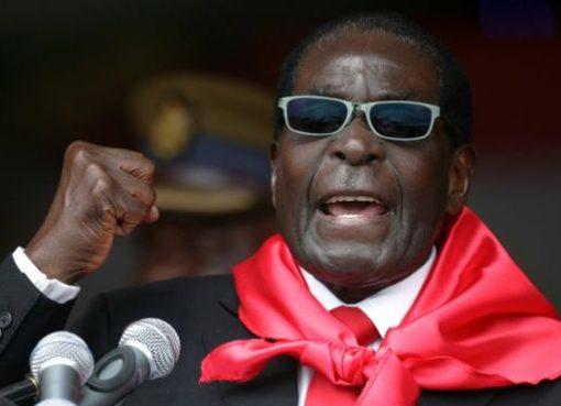 Robert Mugabe. (Foto: Getty Images/BBC News)