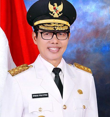 Gubernur Sumatera Barat (Sumbar) Irwan Prayitno. (Foto: Pemprov Sumbar)
