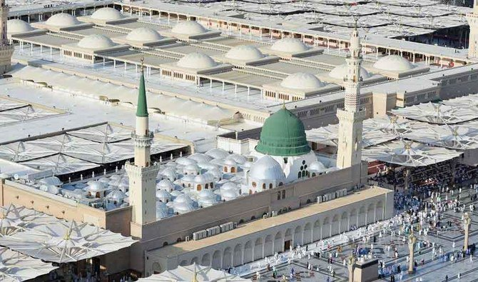 Masjid Nabawi. (Foto File SPA)